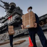 585 COVID-19 Cases Among USS Theodore Roosevelt Crew, Navy Says