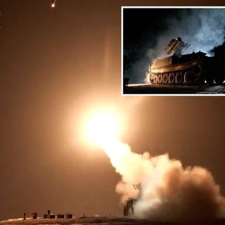 Russian arms giant Kalashnikov reveals deadly 'fire-and-forget' guided missile