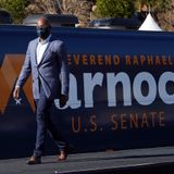 What polls say about Kelly Loeffler and Raphael Warnock 1 week before Georgia's election