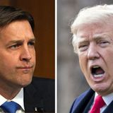 GOP senator on Trump pardons: 'This is rotten to the core'