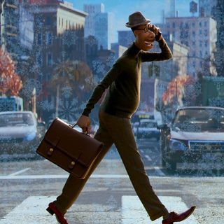 Pixar's first Black lead wasn't in the original version of Soul