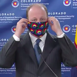 Gov. Polis: Wear face coverings when going out of your home