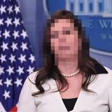 """White House press conference no-camera notice is """"not reportable,"""" White House says."""