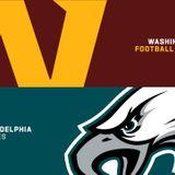 Washington-Eagles game slotted for Week 17 Sunday night game