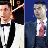 Globe Soccer Awards deny CR7 gave up Player of the Year gong to Lewandowski