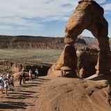 Arches, Canyonlands close due to coronavirus