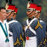 Philippines troops, ministers get COVID-19 vaccine before approval