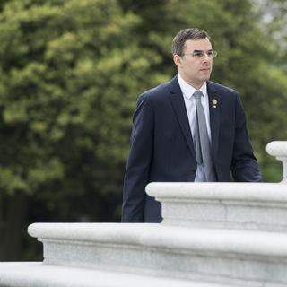 Republican Justin Amash Gets What Top Democrats Don't — It's Time to Impeach Trump