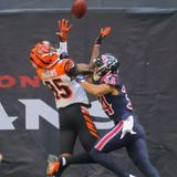 Tee Higgins one catch away from breaking Cris Collinsworth's Bengals rookie record - ProFootballTalk