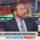 Chuck Todd Blasted for Citing 'Brown Shirt' Quote on Bernie Bros