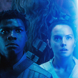 'Star Wars' Author Tells All About Removed Rey-Finn Romance and His 'Last Jedi' Retcon Story
