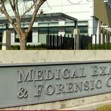 San Diego Hospitals Running out of Morgue Space