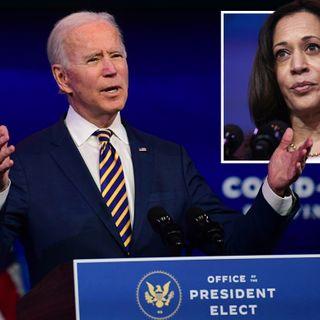 Biden mistakenly calls Kamala Harris 'president-elect' in yet another gaffe