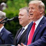 Trump administration declassifies unconfirmed intel on Chinese bounties
