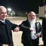 Jonathan Pollard, who served 30 years in US for spying for Israel, given hero's welcome by Netanyahu