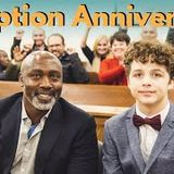 """""""Is this actually going to happen? Am I going to mess this up in any way?"""" Father-son duo reflect back on 1-year adoption anniversary"""