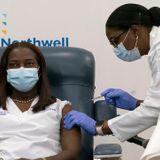 ICU nurse becomes 1st New Yorker to receive COVID-19 vaccine: 'I am hopeful'
