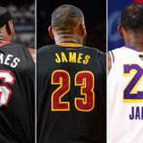 LeBron James on cusp of 1,000 straight double-digit scoring games | NBA.com