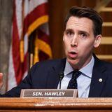 """""""Horrific... nuts"""": Republican tears into Josh Hawley for opposing Biden win certification"""