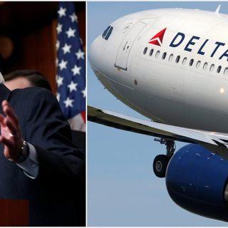 Bernie Sanders Slams Delta Air Lines on Pay, Company's CEO Claps Back