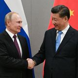 Russia is our most important ally, say over 50% of Chinese people, as leaders Xi & Putin discuss closer ties between countries
