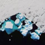 Greenland ice sheet shrinks by record amount - climate study