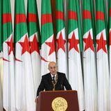 Algeria president Tebboune returns from COVID-19 treatment in Germany
