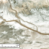 Planetary Scientists Have Created a Map of Mars' Entire Ancient River Systems