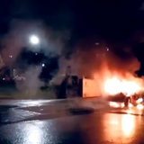 At least 30 cars TORCHED in Strasbourg, France, as rioters go on annual New Year's violence spree (VIDEOS)