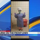 Bessemer nurse on the front lines of coronavirus pandemic
