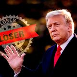 Trump is a historic loser: No other one-term president has refused to leave office