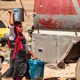 Authorities in northeast Syria seek alternatives due to Turkish disruption of water supplies