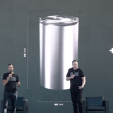 Panasonic About To Start Producing Tesla's 4680 Battery Cells