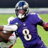 Lamar Jackson can become first QB with two 1,000-yard rushing seasons - ProFootballTalk
