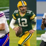 QB Aaron Rodgers could rewrite own Packers single-season TD record
