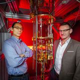 Hot qubits made in Sydney break one of the biggest constraints to practical quantum computers