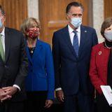 """2020 election is over"": bipartisan group of senators denounces GOP colleagues' objections"