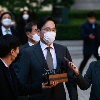 Samsung vice chairman Jay Y. Lee faces nine-year sentence in bribery case – TechCrunch