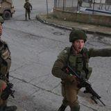 Israeli forces raid Palestinian hospital in West Bank