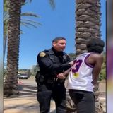 Charge Filed Against Former La Mesa Officer in Controversial Arrest of Black Man