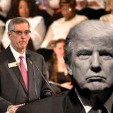 """Audio: Trump pressures Georgia's secretary of state to """"find 11,780 votes"""""""
