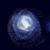 The Milky Way Gets a New Origin Story