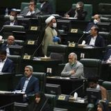 Iran parliament discusses bill to 'eliminate Israel by March 2041'