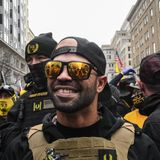"""""""Burn DC to the ground"""": Parler users react to arrest of Proud Boys leader"""