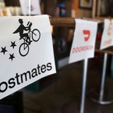 New California Law Raptures Thousands of Restaurants From Postmates, DoorDash, and Grubhub