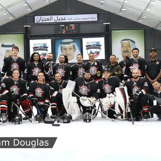 Color of Hockey: Bringing game to Egypt