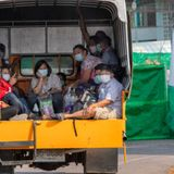 Thailand reports 527 new COVID-19 cases, limits travel