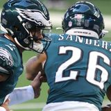 Eagles' Miles Sanders: Nobody liked the decision to bench Jalen Hurts - ProFootballTalk