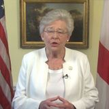 Gov. Kay Ivey to Alabamians: 'Don't get out if you don't have to'