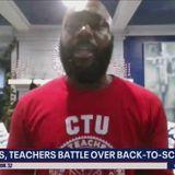 Chicago teacher criticizes back-to-school plan: 'unfair and unconscionable'